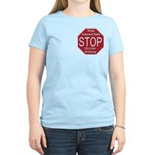 Stop On-line Bullying T-Shirt