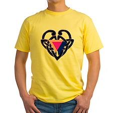 celtic heart 6 T