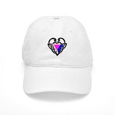 celtic heart 7 Baseball Cap