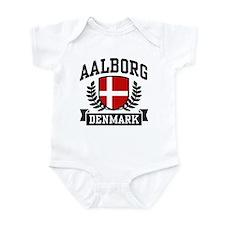 Aalborg Denmark Onesie