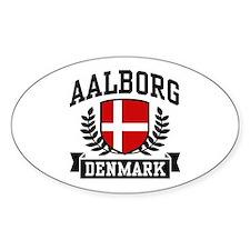 Aalborg Denmark Decal