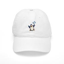 Argentina Penguin Baseball Cap