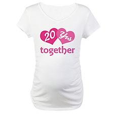 20th Anniversary Hearts Shirt