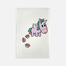 Unicorn Sweets Rectangle Magnet (10 pack)