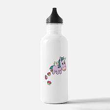 Unicorn Sweets Sports Water Bottle