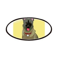 Belgian Malinois Patches