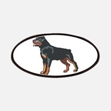 Rottweiler Patches