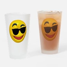 Cool Shades Face Pint Glass