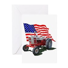 Cute Ford tractors Greeting Cards (Pk of 10)