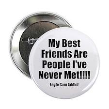 "Eagle Nation 2.25"" Button"