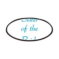 Sister of the Bride Patches