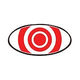 Bullseye Patches
