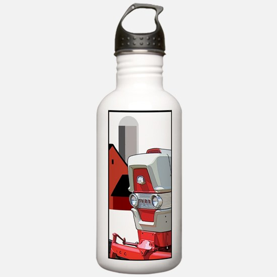 Unique Ford tractor Water Bottle