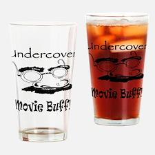 Undercover Movie Buff Pint Glass