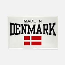 Made In Denmark Rectangle Magnet