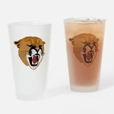 Cougar/Panther Pint Glass