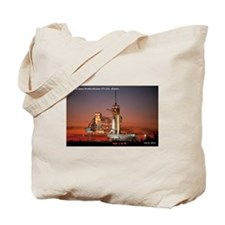 The Final Flight STS-135 Tote Bag