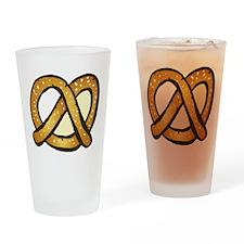 Pretzel Pint Glass