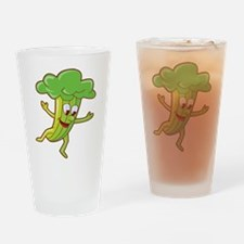 Celery Pint Glass