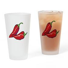 Jalapeño Pint Glass