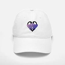 celtic heart 10 Baseball Baseball Cap