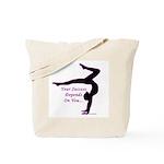 Gymnastics Tote Bag - Success