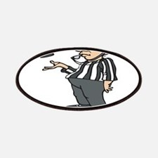 Hockey Referee Patches