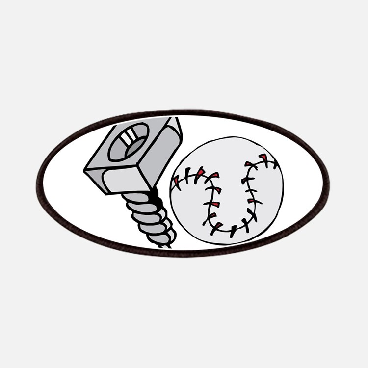 SCREW BALL Patches