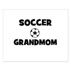 Soccer Grandmom Posters