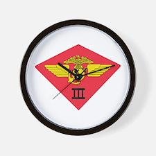 3rd Marine Air Wing Wall Clock