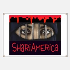 Unique Sharia law Banner