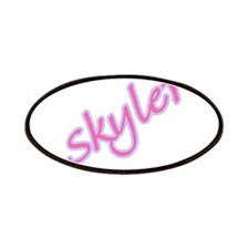 SKYLER Patches