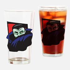 Grim Reaper Pint Glass