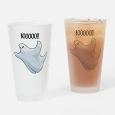 Ghostly BOOO! Pint Glass