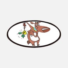 Jingling Reindeer Patches