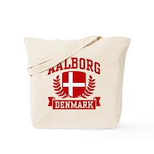 Aalborg Denmark Tote Bag