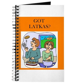 GOT LATKAS/ Journal