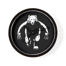 Bearman! Wall Clock
