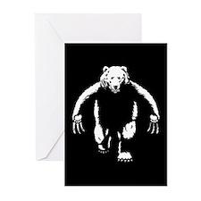 Bearman! Greeting Cards (Pk of 10)