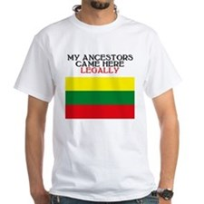 Lithuanian Heritage Shirt