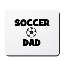 Soccer Dad Mousepad