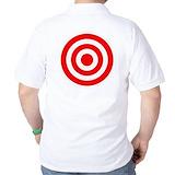 Bullseye Golf Shirt