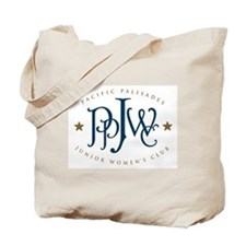PPJWC Long Handled Canvas Tote