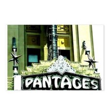Cool Hollywood Postcards (Package of 8)