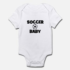 Soccer Baby Infant Creeper