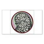 Splash Tumbler Head Sticker (Rectangle 50 pk)