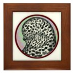 Splash Tumbler Head Framed Tile