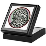 Splash Tumbler Head Keepsake Box