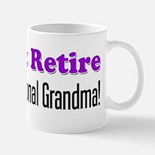 Professional Grandma Small Small Mug