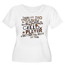 Cello Player T-Shirt
